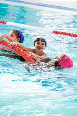 Les lilas - piscine enfants