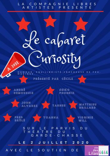 Le cabaret Curiosity arrive aux Lilas