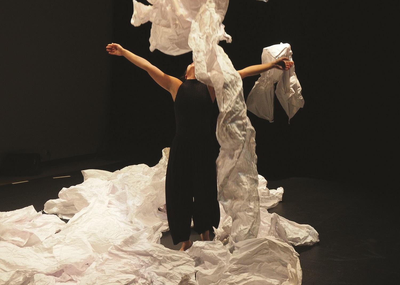Papiers / dansés