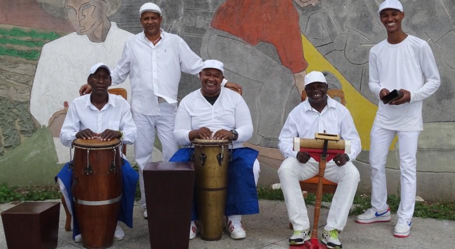 Chants & rythmes des rituels afro-cubains