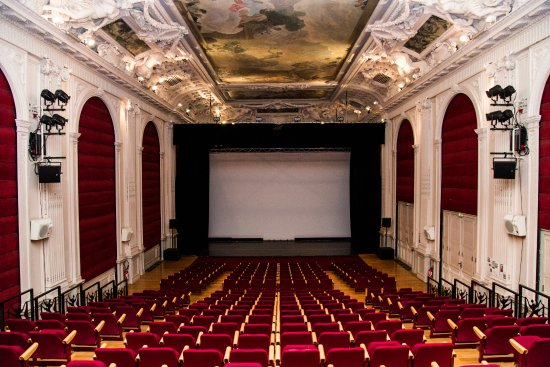 Cinéma du Garde-Chasse : contrôle du pass sanitaire